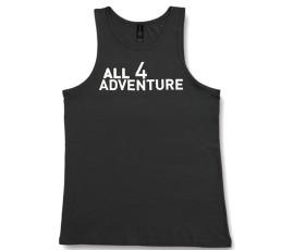 All 4 Adventure Singlet